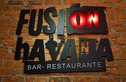 Bar- Restaurante Fusión Havana