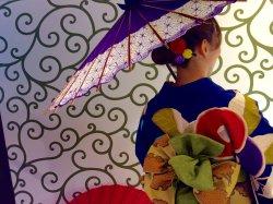 Rental Kimono Yumenishiki Kyoto Honten