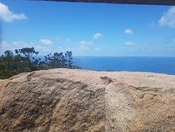 Ausblick vom Lookout