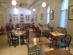 Johnstons of Elgin Cafe