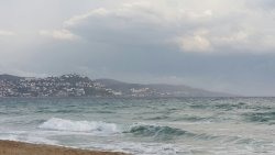 Lugar ideal para ver tormentas de mar