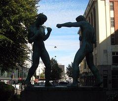 Boxer's Statue