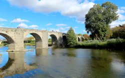 Le Pont Vieux (The Old Bridge)