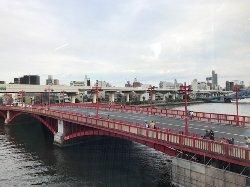 River Pier Azumabashi