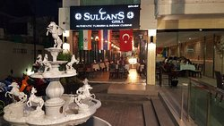 Sultan's Grill Authentic Turkish & Indian Cuisine