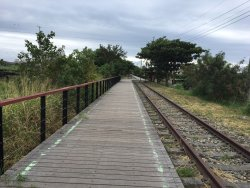 Bikeway in Taitung - a must to get the vibe of this place!