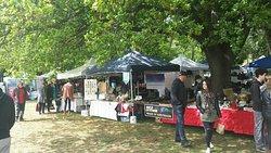 Gisborne Olde Time Market