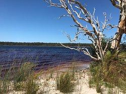 Boomanjin lake