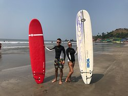Goa Surf Center
