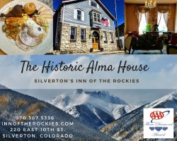 The Inn of the Rockies at the Historic Alma House
