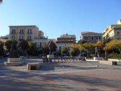 piazza Giordano, Foggia