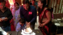 MATHUR BIRTHDAY