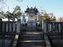 Mitsumine Shrine Okumiya
