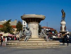 マケドニアの母の泉