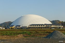 Nipro Hachiko Dome