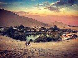 Oasis of Huacachina