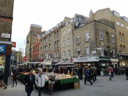 Leather Lane Market