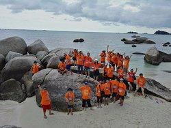 Tanjung Pendam Beach