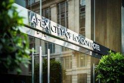 Apex City of London Hotel