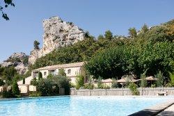 Baumanière les Baux-de-Provence