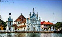 St. Mary's Forane Church Pulincunnoo
