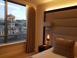 Beautiful Room and fantastic view