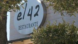 Restaurante Bar El 42
