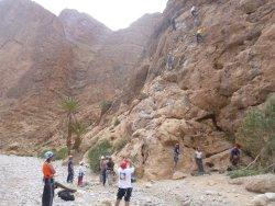 Escalade Maroc