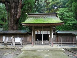 Wakasahime Shrine