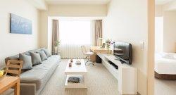 南海大阪辉盛庭国际公寓