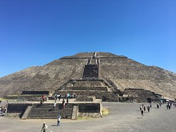 Piramide de la Serpiente Emplumada