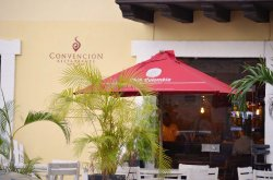 Convencion Restaurante Cafe Bar