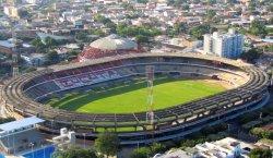 Estadio General Santander, Cúcuta.