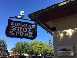 Solvang Shoe Store