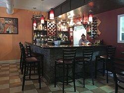 Bar and Bar Counter seating