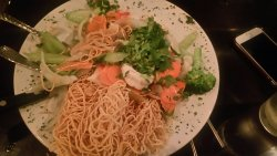 Good Vietnamese meal