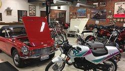 Mungenast Classic Automobiles & Motorcycles Museum