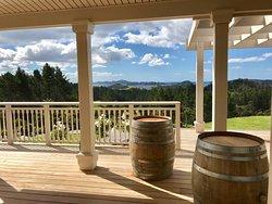 Sage @ Paroa Bay Winery