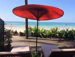 Schönster Strand in traumhaftem Hotel mit unglaublichem Personal