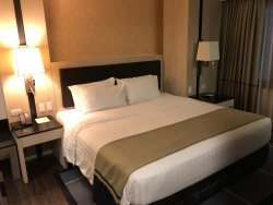 Excellent hotel in BGC downtown
