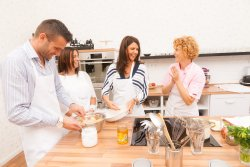 Kitchen Pixie Budapest - Cooking Classes and Private Dining