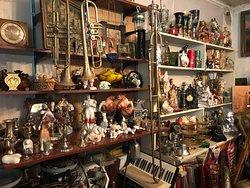 Antique Shop of Aleksandr Korablev
