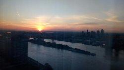 Great view. Good breakfast