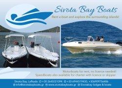 Sivota Boats