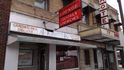 Northwestern Lounge - Historic Brown St - Rhinelander WI - Hodag Country - Oneida County