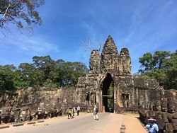 Angkor Thom South Gate