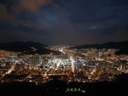 Hwangnyeongsan Mountain