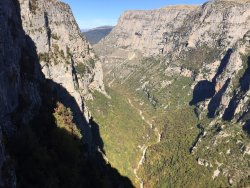 Vikos Gorge Viewpoint