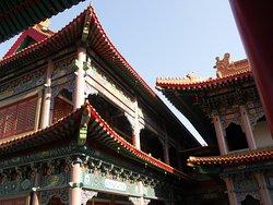 Wat Boromracha Kanchanapisek Anusorn Temple