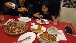 Santinos Pizza, Gohtong Jaya Genting